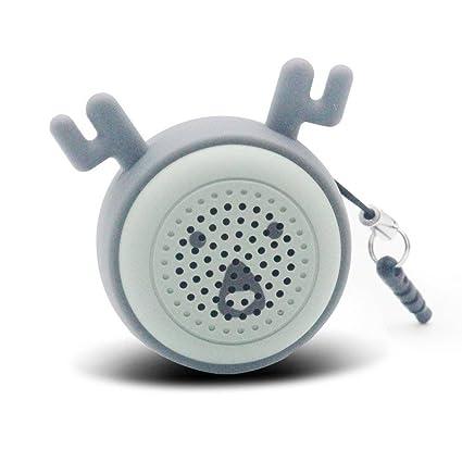 Review Mini Bluetooth Speaker Cute
