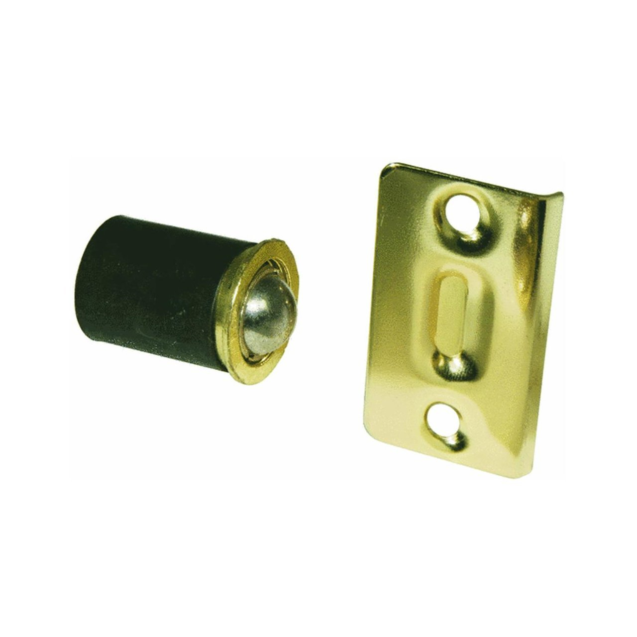Elegant Ultra Hardware Prod. 61760 Closet Door Ball Catch   Polished Brass   Entry  Door Lever Lock Sets   Amazon.com