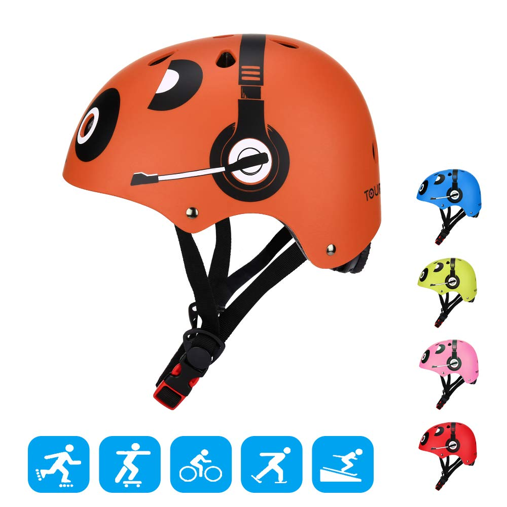 Cute Helmets - Perfect For Ages 3-8