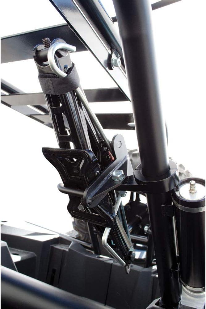 MOUNTABLE and FREE Unhinged ATV Hat! 2017 Fits: Kawasaki Teryx4 800 2014 Tusk UTV Scissor Jack Kit