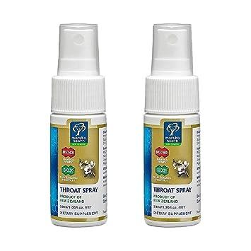 Amazon com: Manuka Health MGO 400+ Manuka Honey & Bio30 Nz