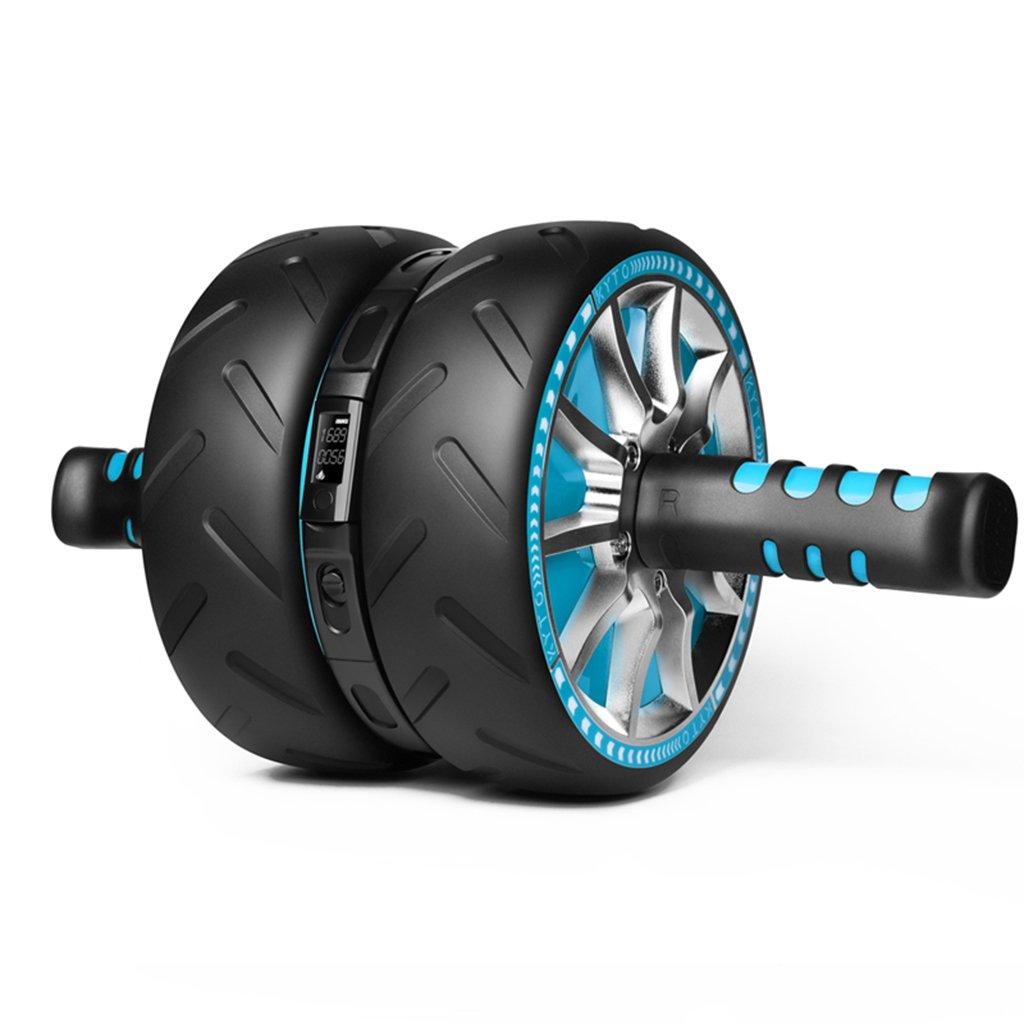 Abdominal Wheel Training Bauchmuskeln Sports Roller Männer und Frauen ROTuzieren Abdominal- Fitnessgeräte (Farbe    1)