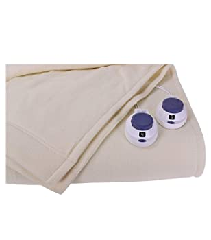 Perfect Fit 10 Heat Settings Electric Blanket