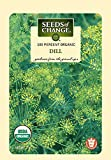 Seeds of Change Certified Organic Dill - 1 grams, 425 Seeds Pack
