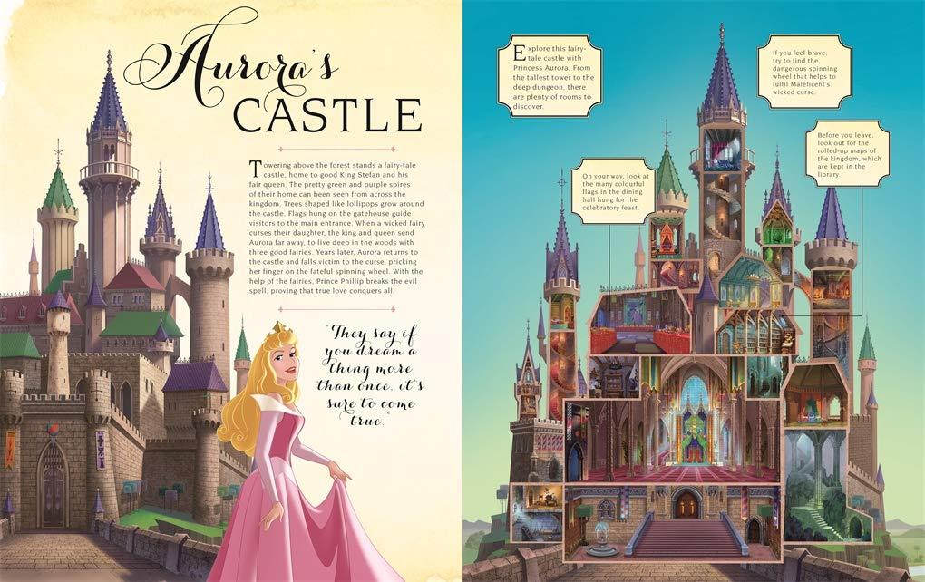 Disney Princesses The Castle Collection 9781787414136 Amazon Com Books
