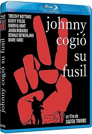 Johnny Cogió Su Fusil (Blu-Ray
