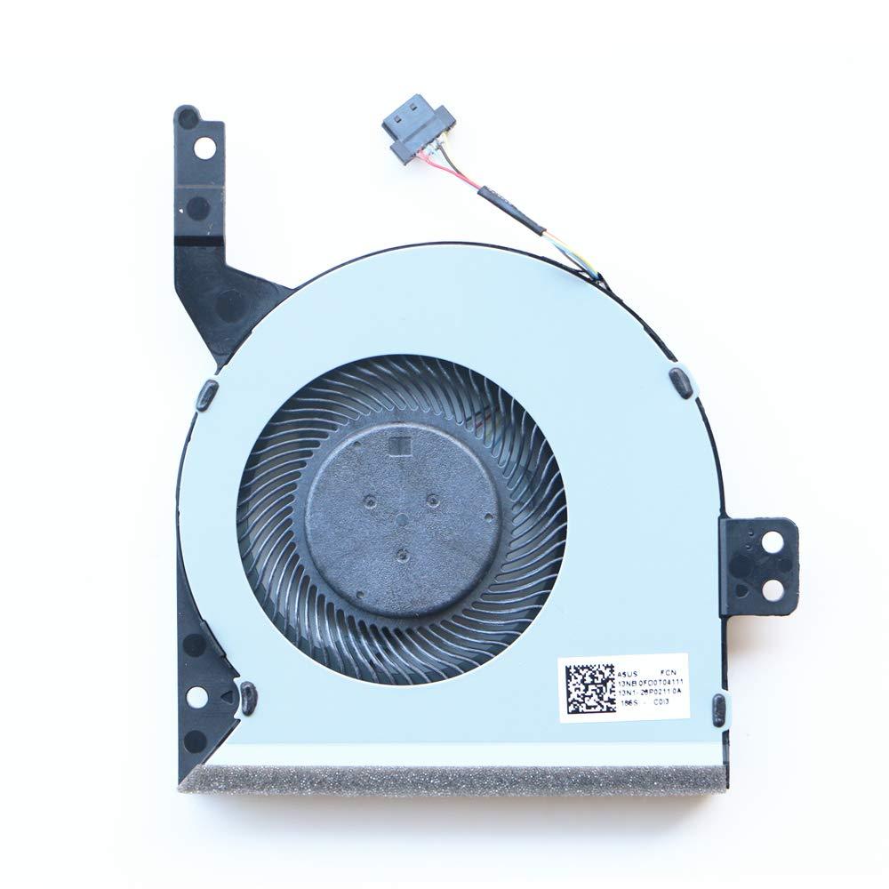 Cooler Para Asus X542 X542ba X542u X542ua X542uq X542ur F580 F580u Fl8000u Fl8000un Fl8000 A580u A580ur Fan