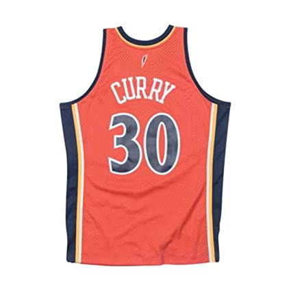 huge selection of bdec2 2ff69 Amazon.com : Mitchell & Ness Stephen Curry Golden State ...