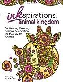 Inkspirations Animal Kingdom: Captivating Coloring Designs Celebrating the Majesty of Animals