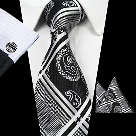 QEHWS Corbata Corbata para Hombre Corbata Pañuelo para Hombre ...