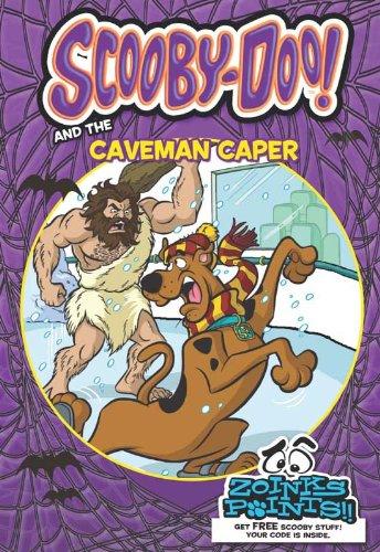 Amazon.com: Scooby-Doo and the Caveman Caper eBook: James ...