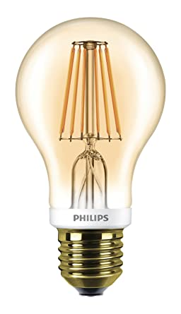 Philips LED Classic 7,5 W (48 W) Dimmbare E27 Edison