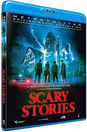 bluray scary stories