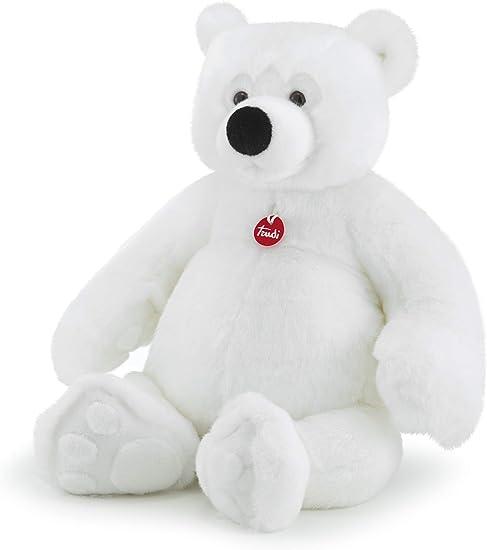 orso peluche bianco gigante