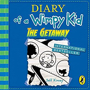 Download audiobook The Getaway: Diary of a Wimpy Kid, Book 12