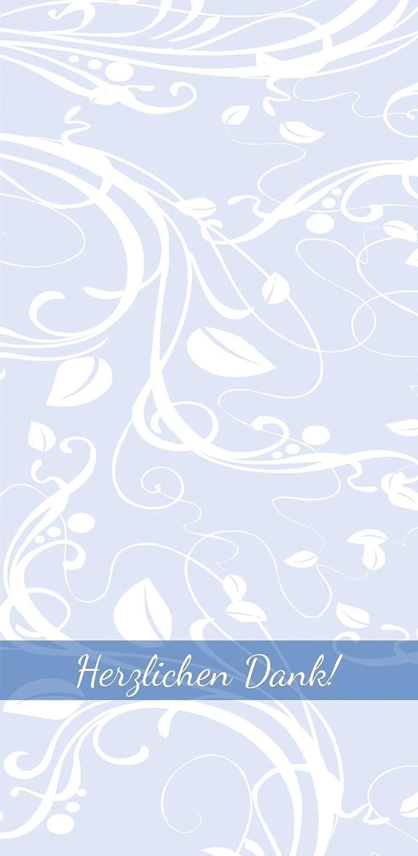 Kartenparadies Danksagung für Hochzeitsgeschenke Hochzeit Dankeskarte Blättertraum, hochwertige Danksagungskarte Hochzeitsglückwünsche Hochzeitsglückwünsche Hochzeitsglückwünsche inklusive Umschläge   10 Karten - (Format  105x215 mm) Farbe  RosaRosa B01NAVRYPB | Eleganter S beac1d
