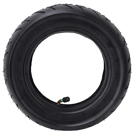 VGEBY1 Neumático Inflable para Scooter, Juego Externo de Goma y Tubo Interior de Goma Liviana sólida de 10 Pulgadas Compatible con el reemplazo de la ...
