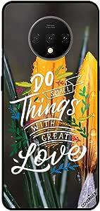 حافظة لهاتف وان بلس 7 للأشياء الصغيرة والحب العظيم