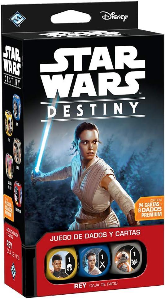 Fantasy Flight Games Star Wars - Caja de Inicio: Rey Destiny ...