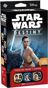 Fantasy Flight Games Star Wars - Caja de Inicio: Rey Destiny, Juego ...