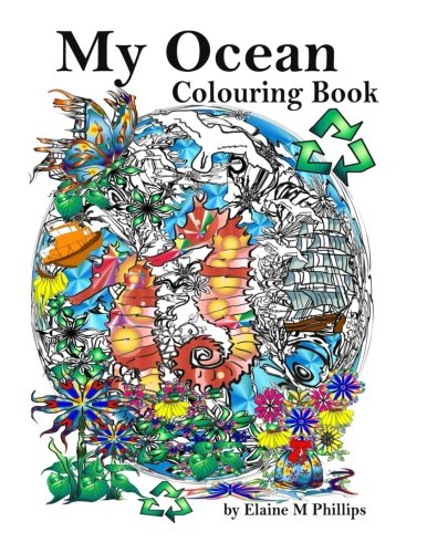 My Ocean Colouring Book: Adult Colouring Book pdf epub
