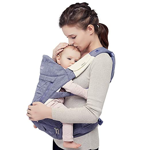 Flying with kids using baby carrier | Beanstalk Mums