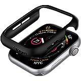 Spigen Thin Fit Designed for Apple Watch Case for 40mm Series 6/SE/5/4 - Black