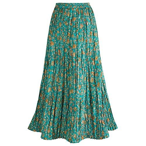 Womens Peasant Skirt Travelers Reversible product image