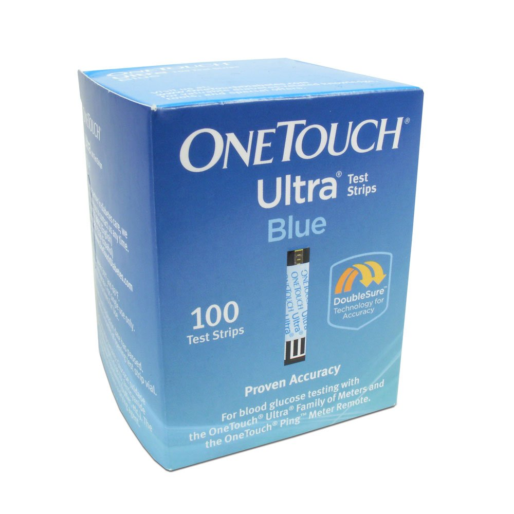 One touch Ultra 100 Count by One Touch Ultra