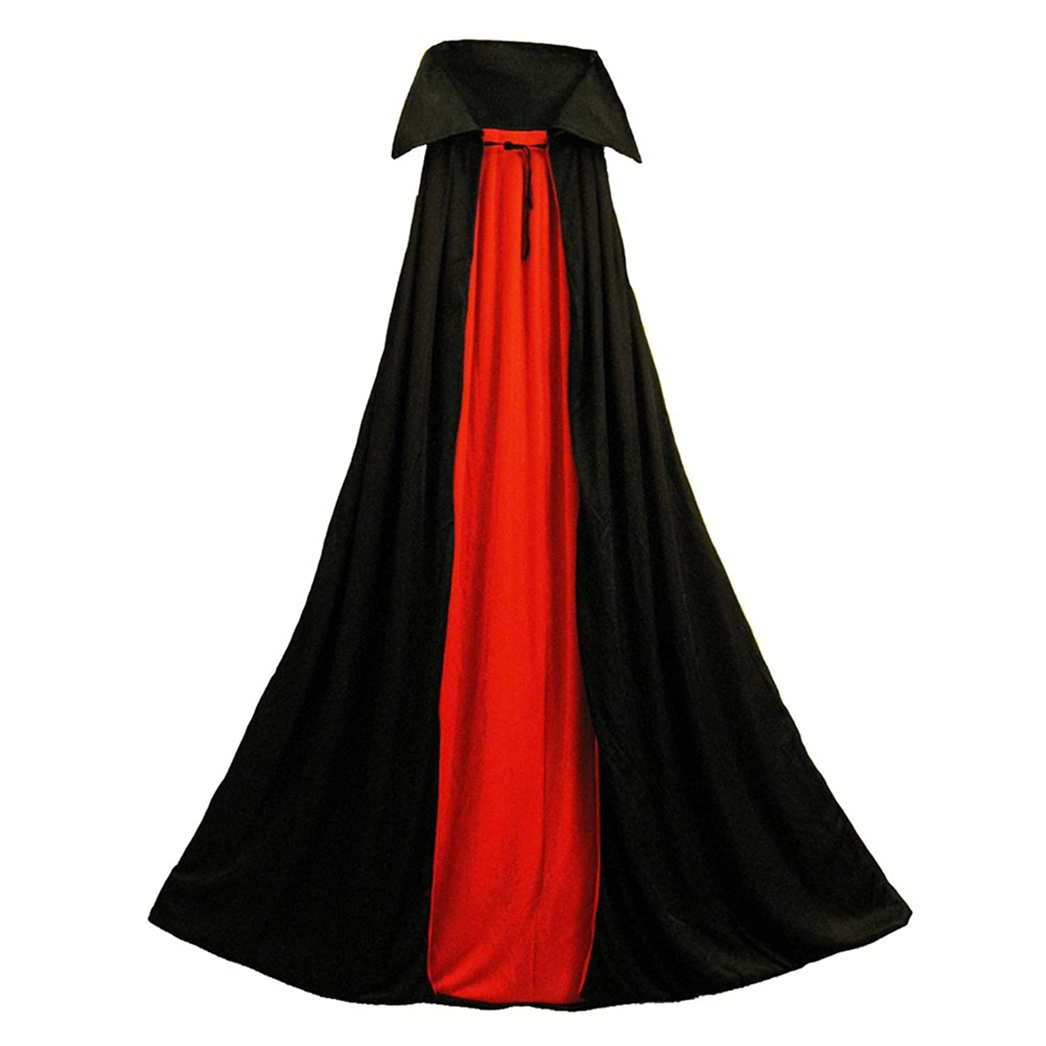 Hallaween Black Floor Length Dress
