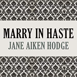 Marry in Haste Audiobook