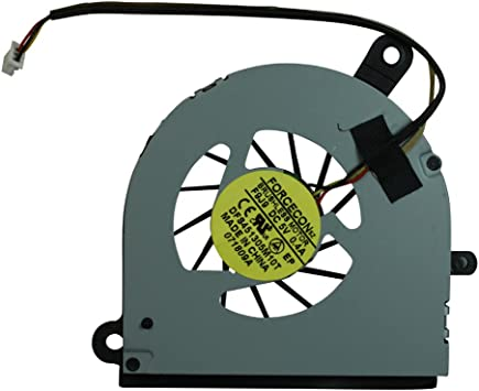 Power4Laptops Replacement Laptop Fan for Dell 07D4T8 Dell Inspiron 1370 Dell Inspiron 13 1370