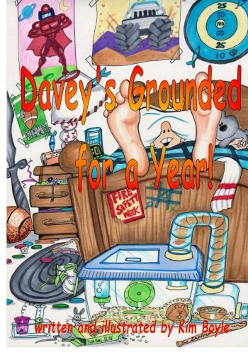Davey's Grounded for a Year ebook