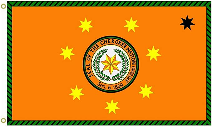 Choctaw Choctaw Nation Flag outdoor Flag Flying flag 3x5ft banner US shipper