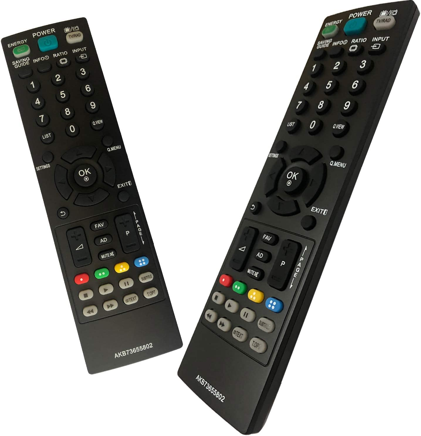 iLovely Universal Control Remoto AKB73655802 para LG Smart TV: Amazon.es: Electrónica
