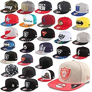 NEW ERA CAP 9FIFTY Snapback Cap New York Yankees Los Angeles Dodgers Sox  Batman Superman etc a1025e448ee