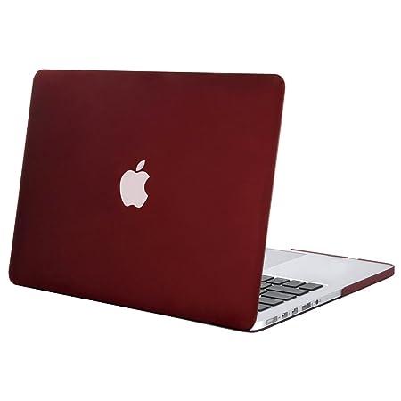 MOSISO Hülle Kompatibel MacBook Pro 13 Retina (NO CD-ROM) - Plastik Hartschale Hülle Kompatibel MacBook Pro 13 Zoll mit Retin