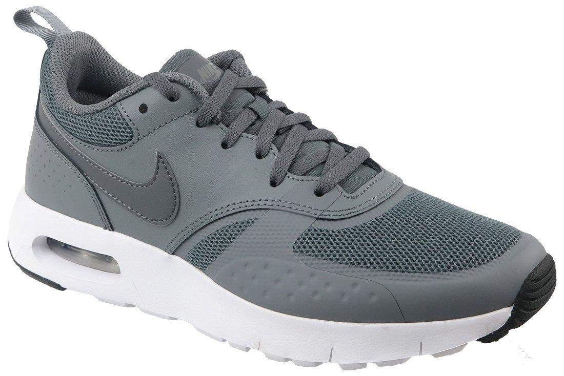 Nike Boys Air Max Vision Running Shoe Cool GreyDark Grey White 5.5Y