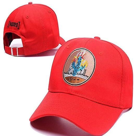 sdssup Gorra de Béisbol Summer Sun Hat Gorra Deportiva Rojo M (56 ...