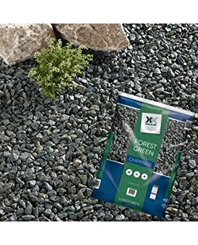 Kelkay forest green chippings large pack 14 20mm green granite type kelkay forest green chippings large pack 14 20mm green granite type stone by workwithnaturefo