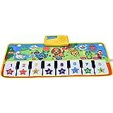 Children Interactive Animal Music Cloth Mat Toys