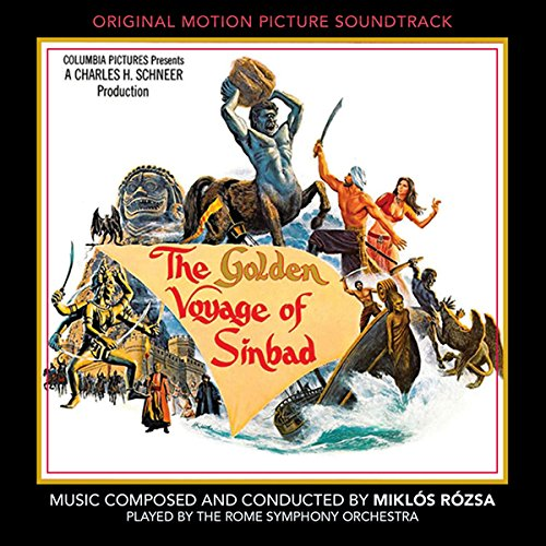 The Golden Voyage of Sinbad (Original Soundtrack)