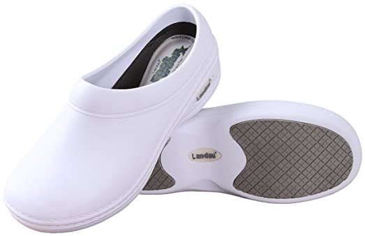 Footwear Comfort White Womens 11