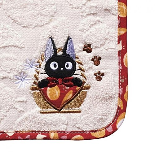 kiki's delivery service mini towel Bread and Basket 25x25cm from Japan