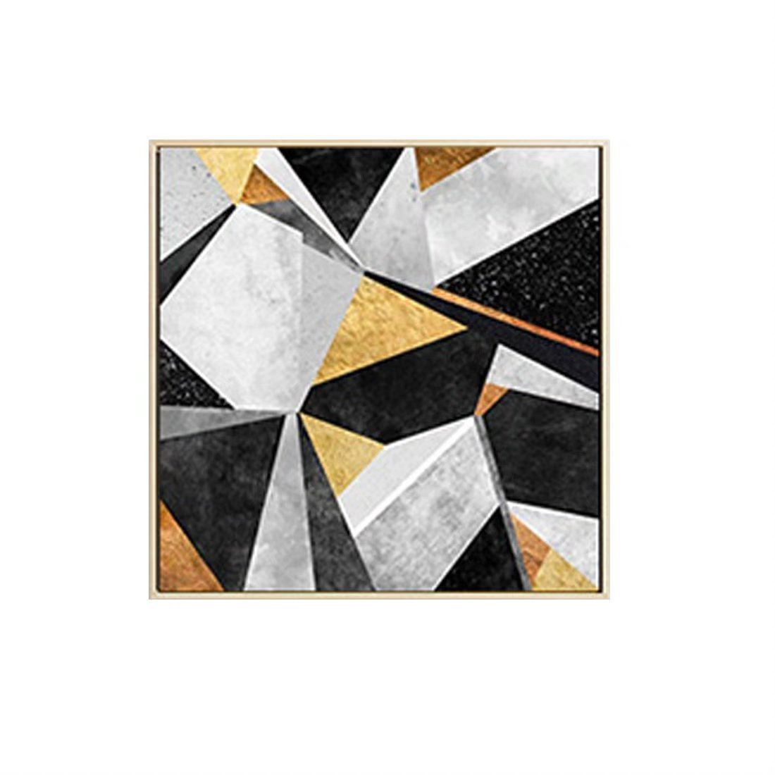モダン 記念品 贈答品 雑貨 アート インテリア おしゃれ ギフト 絵画 壁掛け 現代 飾り シンプル リビング アートパネル 画 B072C352BBタイプ1 50*50cm