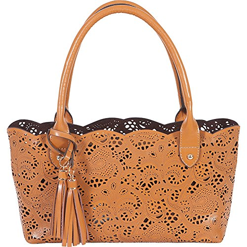 buco-small-leather-lace-tote-cognac