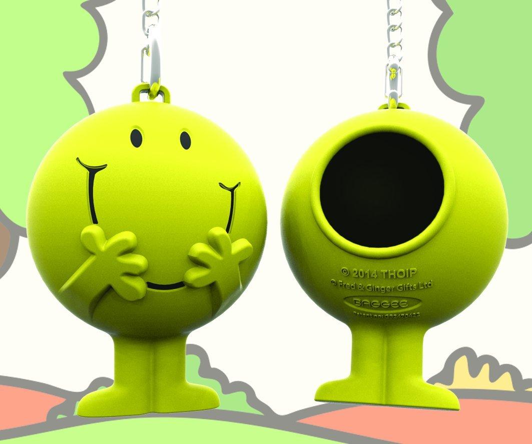 Mr Men & Little Miss Hund Puppy Mess Abfall Poo Hundekotbeutel Tonabnehmer Tasche Halterungen 4Arten Baggee Ltd MHBG01