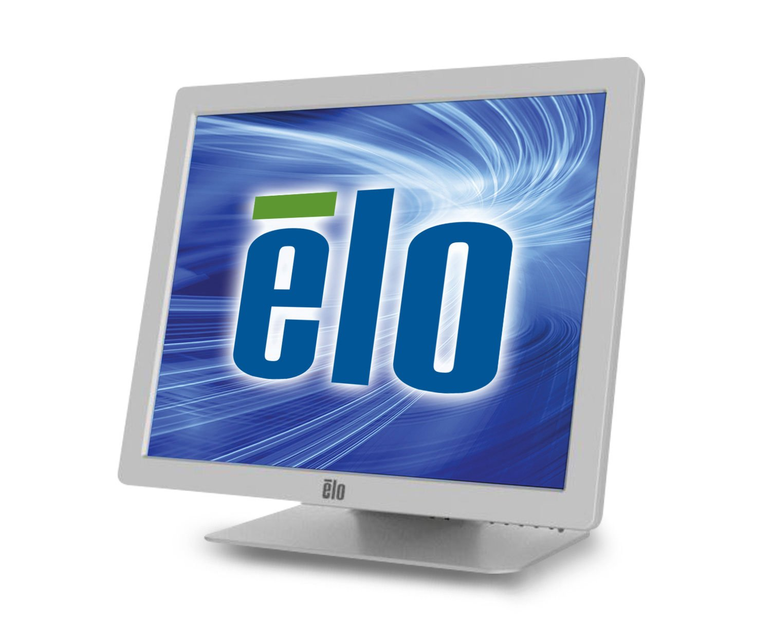 Elo E000167 1929LM 19'' LED-Backlit LCD Monitor, White by ELO