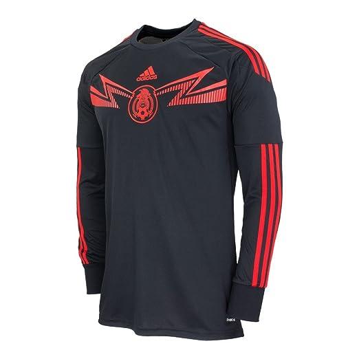 e20765d0f Amazon.com   Adidas Mexico Goal Keeper Jersey 2013-2014 (XL)   Soccer  Jerseys   Clothing