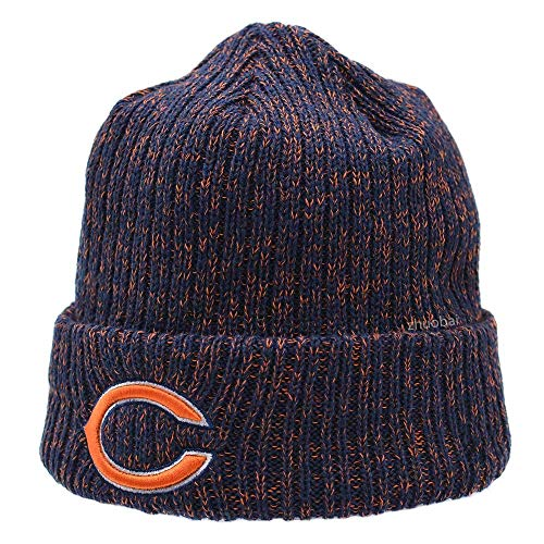 chicago bears hat winter - 3